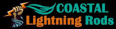 Coastal Lightning Rods – Lightning Protection System Logo