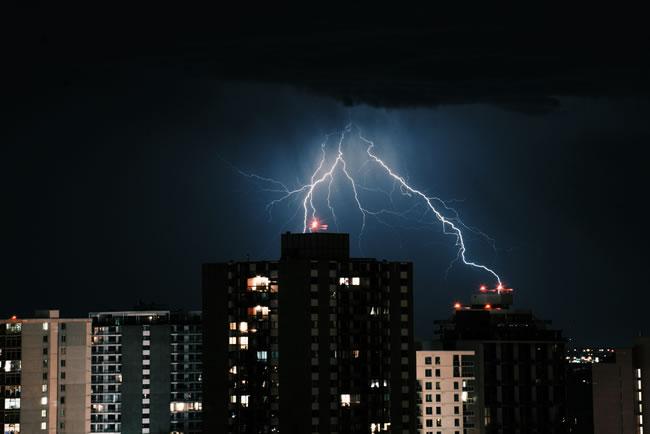 Coastal Lightning Protection