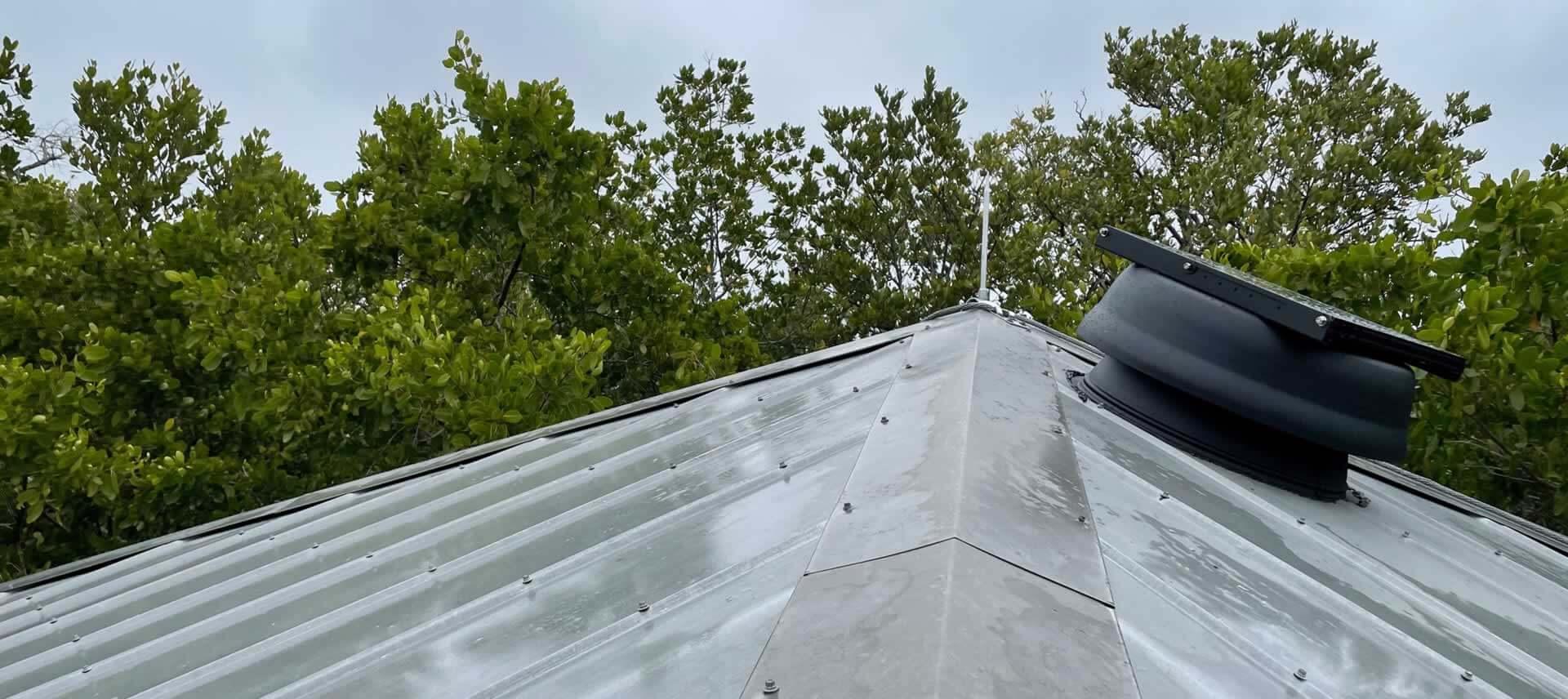 Lightning Protection Rods, Florida