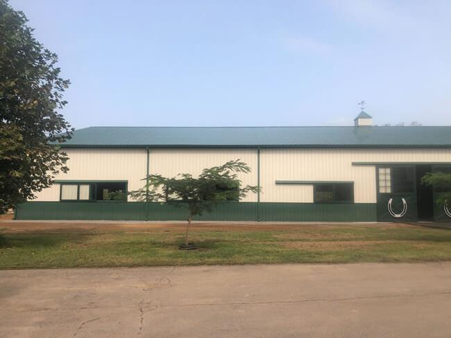 Florida Lightning Protection on Barns