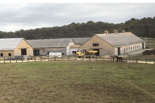 Barn Lightning Protection