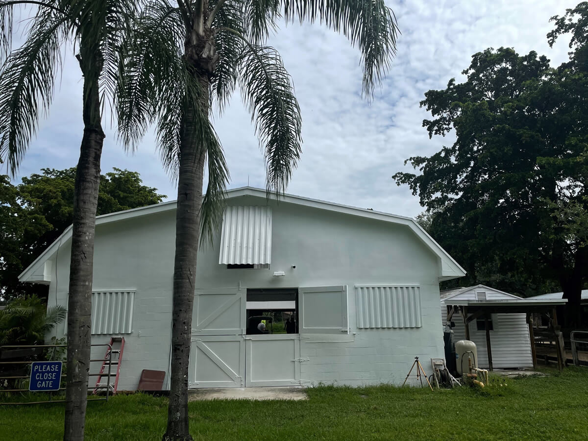 Lightning Protection for Barns in Florida