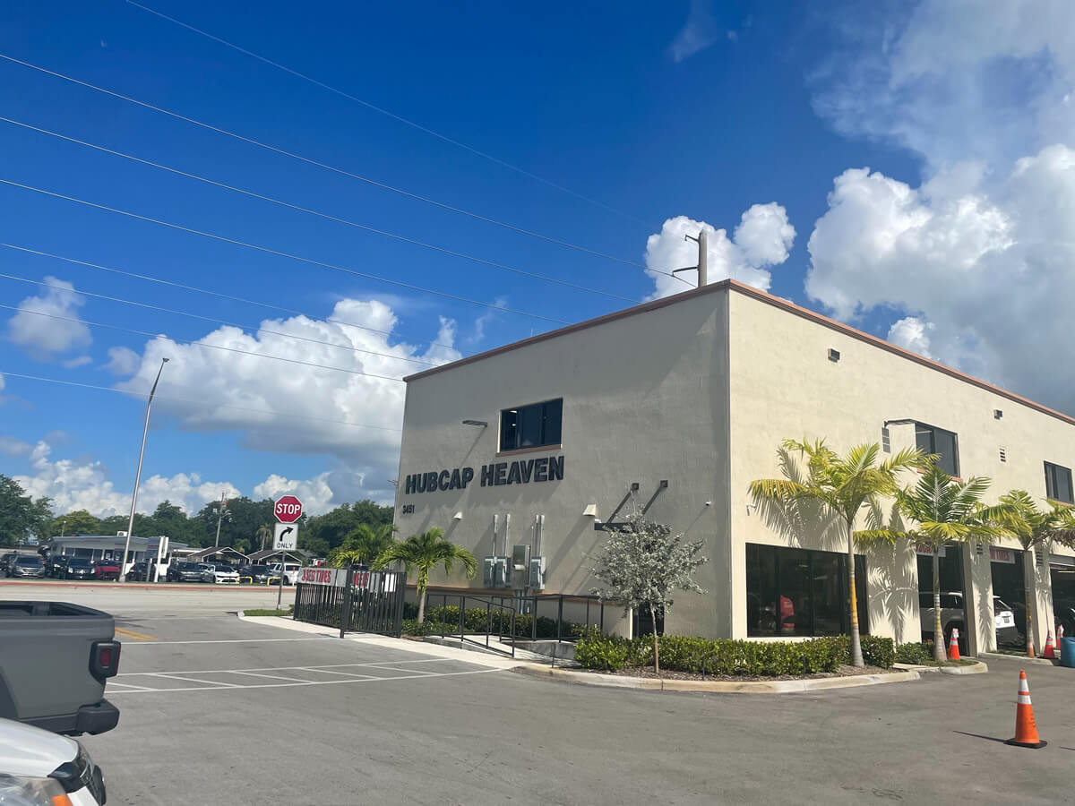 Commercial Lightning Protection on Florida Hotel